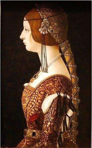 ϟ●• História e Sociedade •●ϟ: Estética no fim do medievo: O luxo e a moda