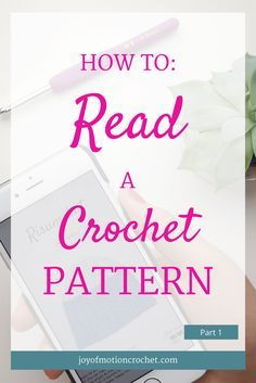 New to crochet dont understand crochet patterns learn now dt1010fo