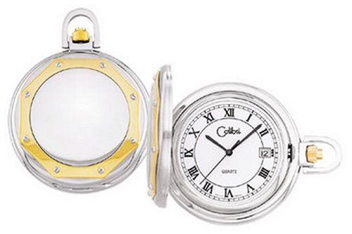 Colibri Swiss Collection Hunting Case Goldtone Silverton Pocket Watch Modern Pws096108 For Only 49 9 Pocket Watch Antique Watches For Men Vintage Pocket Watch