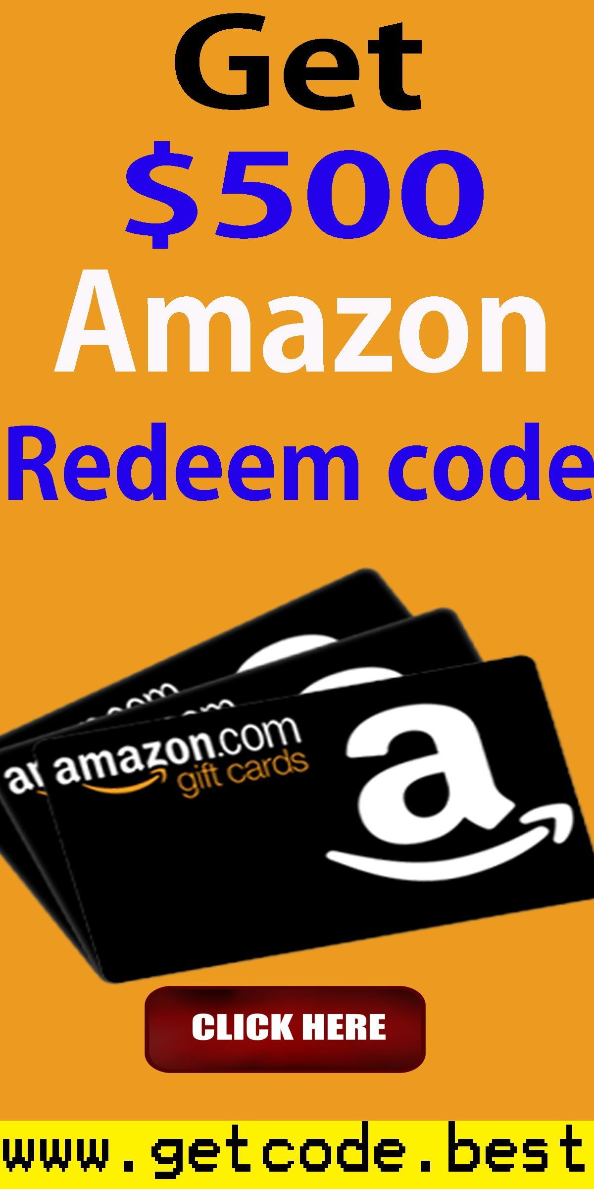 Photo of Get a $ 500 #amazon gift card for free !!!