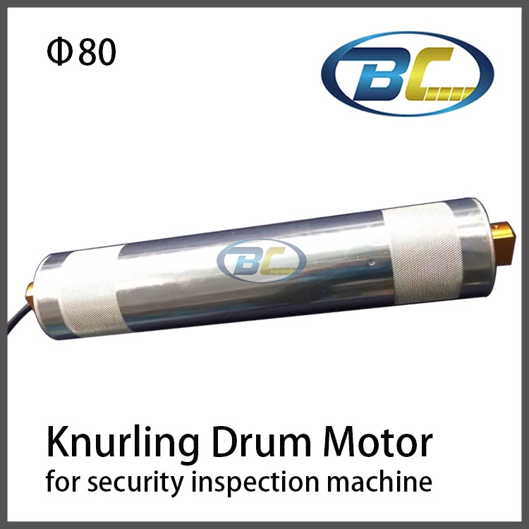 100.00$  Buy here - Powered Roller for X Ray Security Inspection Machines, AC / DC Drum Motor for Belt Conveyor. Roller driver for Logistic Service  #buychinaproducts