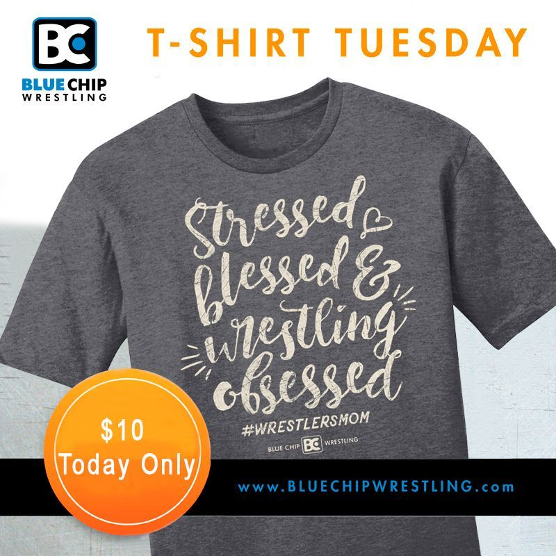104771c5c99 Let s hear it for all the Moms out there! Today we have a special T-Shirt  Tuesday - don t forget about the one who never forgets about you!   WrestlersMom