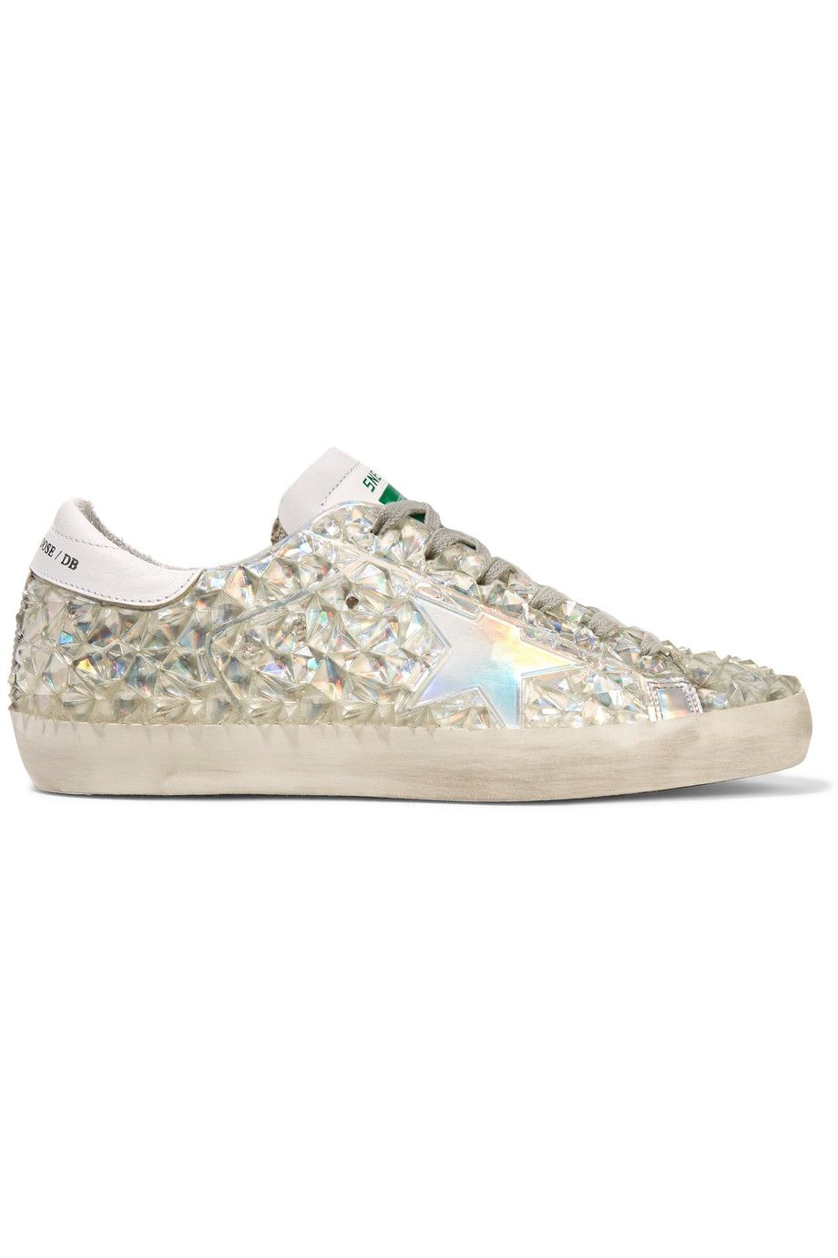 Latest Golden Goose White Fuxia Superstar Sneakers For Women Outlet
