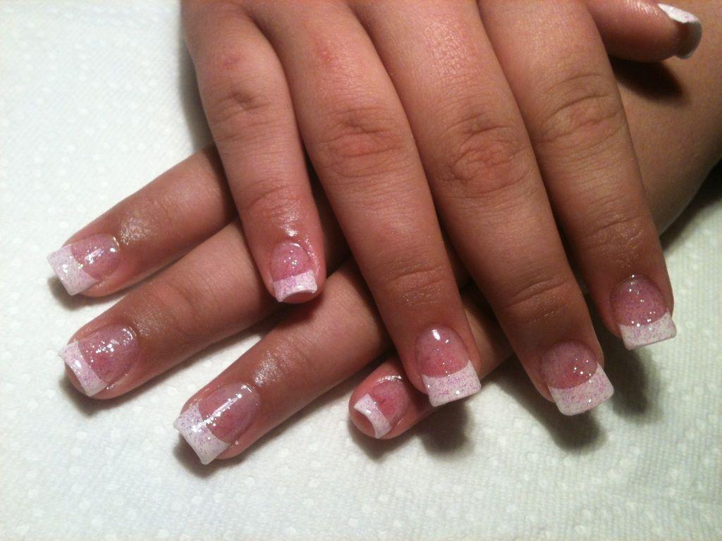 Kaytee's gel nails that I did :) so beautiful