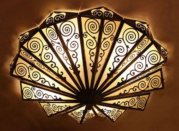 Ceiling Lampceiling Light Ottoman Turkish By BeautyofTurkey