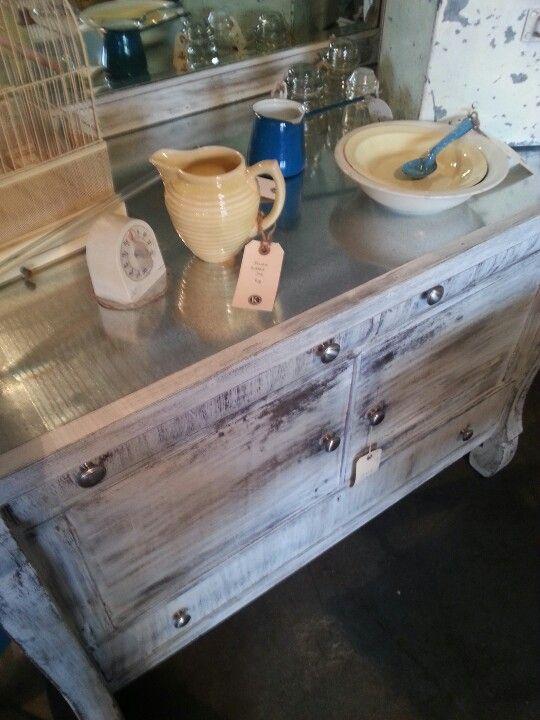 Buffet Table With Polish Metal Top Buffet Table Home Decor Decor