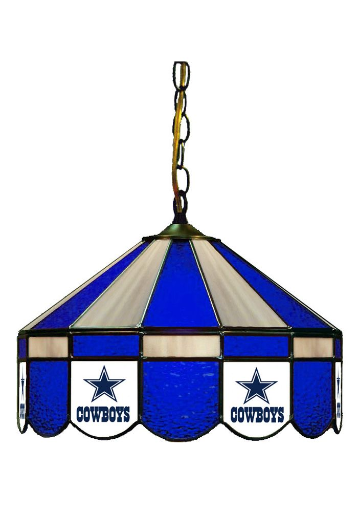 Dallas cowboys pub light 16 stained glass hanging light would go dallas cowboys pub light 16 stained glass hanging light would go great over the poker table watchthetrailerfo
