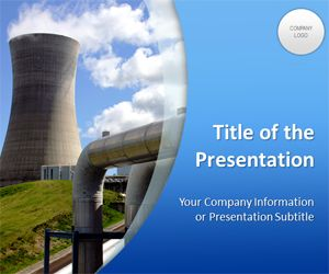 energy power powerpoint template free powerpoint presentation