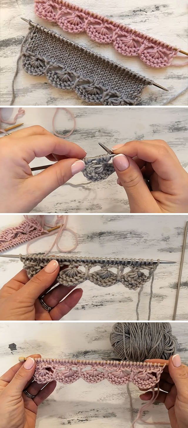 Photo of Knitting Edge | Crochet & Knit by Beja – Free Patterns, Videos + How To