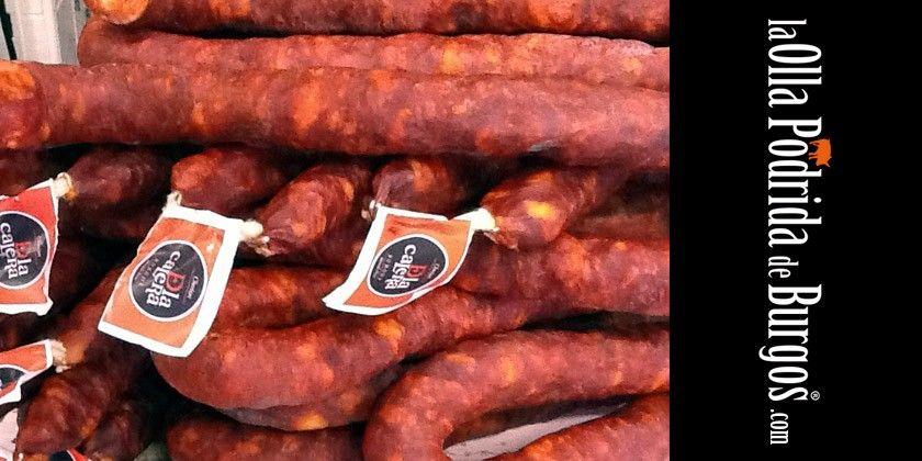 Chorizo contra el cáncer de colon