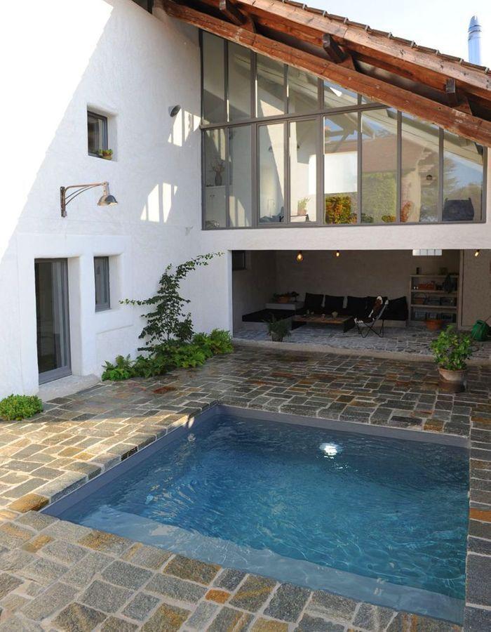 Les mini jardins vont adorer ces petites piscines Pinterest