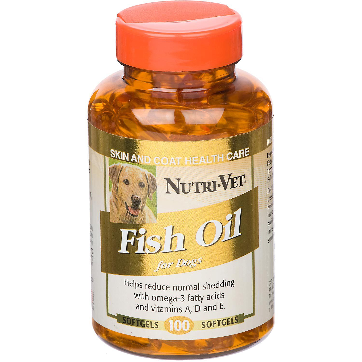 Nutri Vet Fish Oil Softgels For Dogs Petco Store Dog Vitamins Food Animals Dog Health