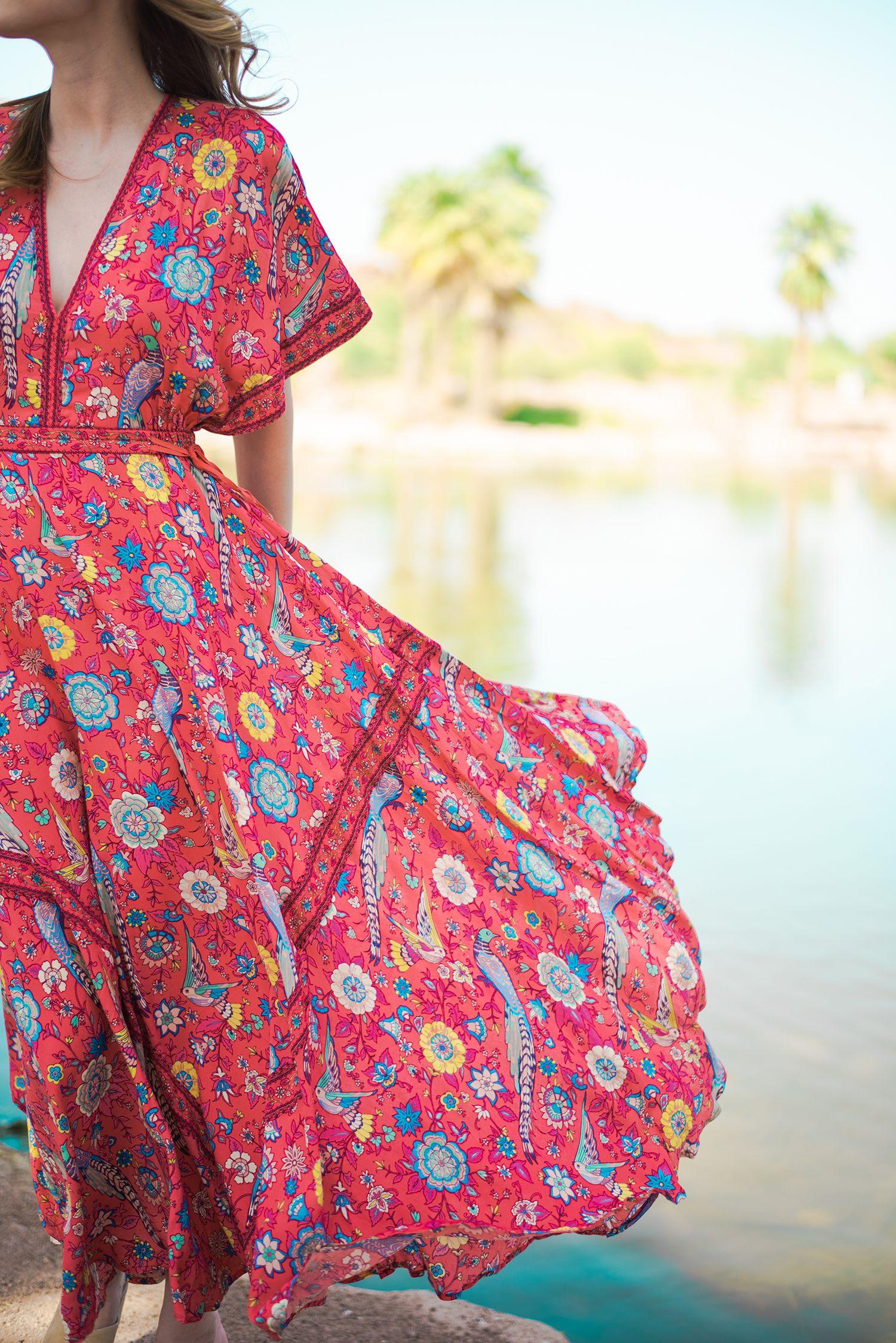 bff02582d27 Spell   Byron Bay dress - Scottsdale - The A List