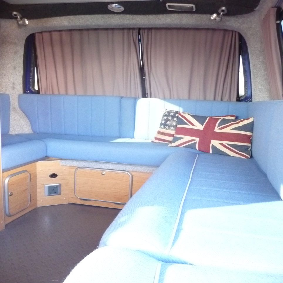 Vw T5 Lwb Rear Lounge