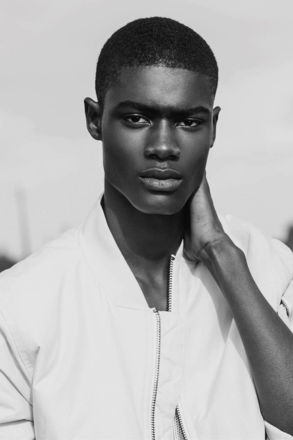 Rachide Embalo Portfolio Mp Management Young Male Model Black Male Models Photography Poses For Men