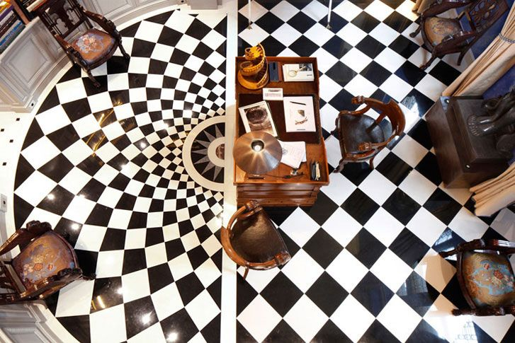 H tel particulier claude passart jp molyneux studio for Hotel design paris 8