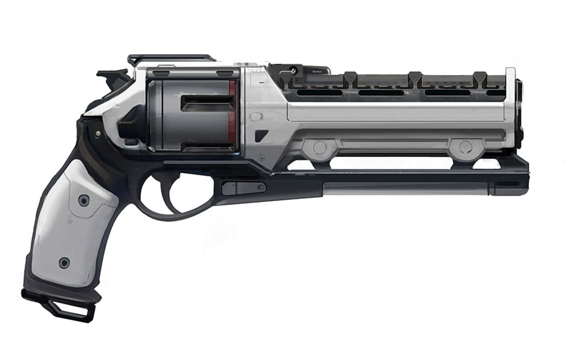 handgun concept from destiny weapons pinterest