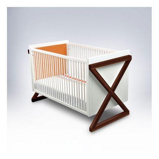 Ducduc Campaign Convertible Crib Modern Baby Cribs Baby Cribs Cribs