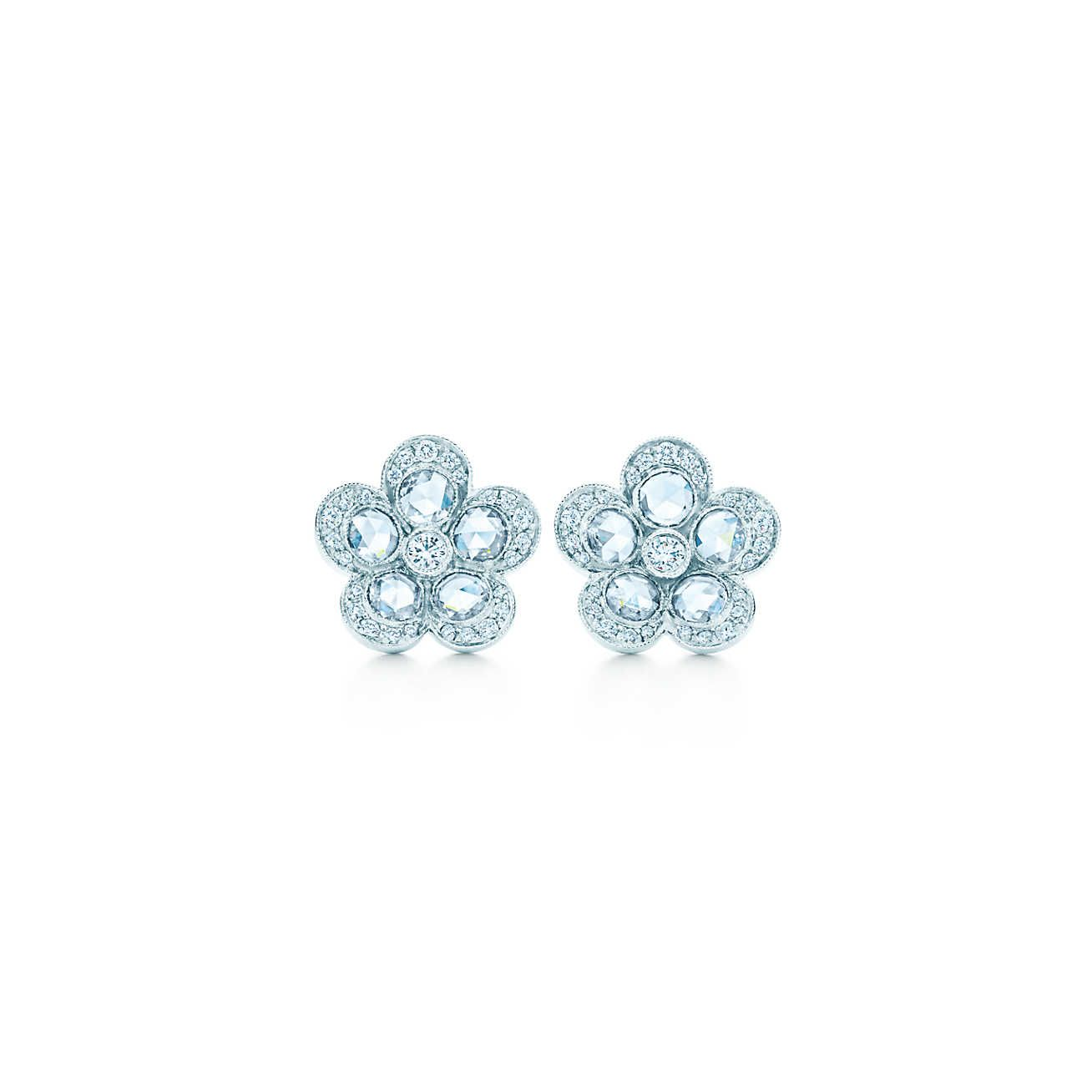 d5a8ad21e Flower Earrings   Jewelry and Watches   Flower earrings, Earrings ...