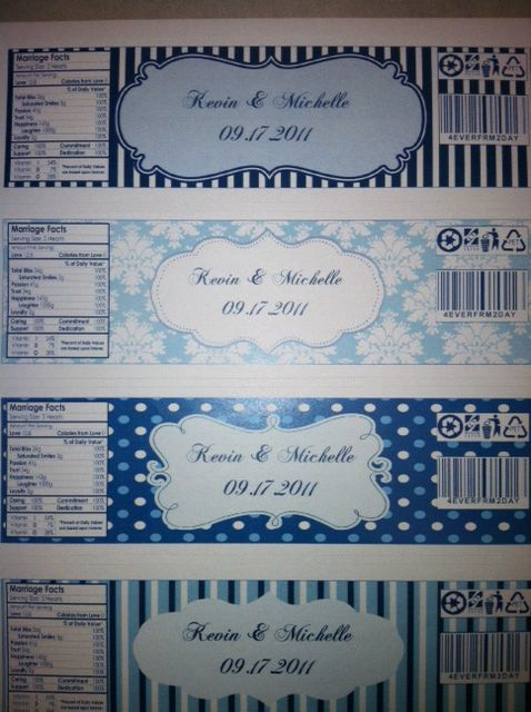 Finalized Water Bottle Labels : wedding water bottle labels diy ...