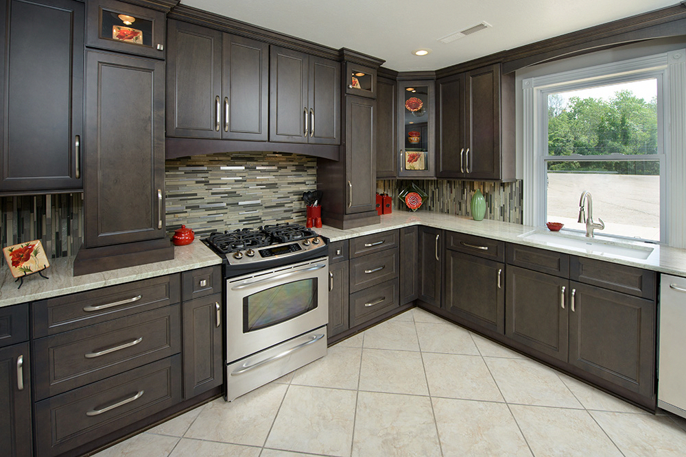 With kitchens, keep in mind that functionality ought to ...