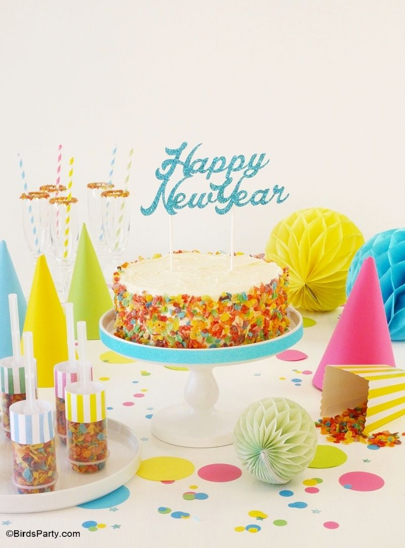 new year's eve party ideas for kids | diy party ideas, diy party and