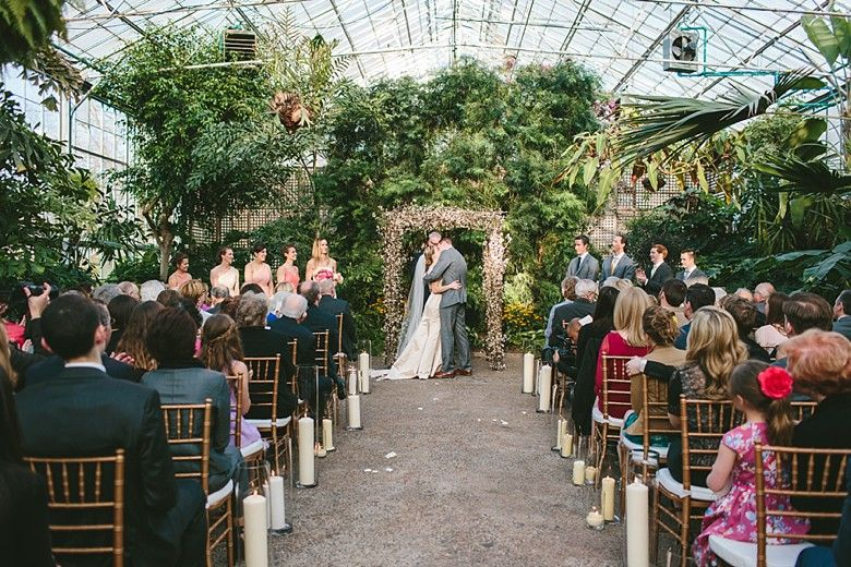 Charlotte Joe Fairmount Horticulture Center Philadelphia Wedding Photos