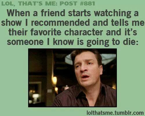 Pinning for the quote and because its Nathan Fillion :)