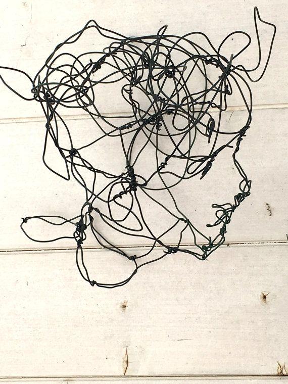 Draht-Skulptur 3d Skulptur Draht dreidimensionale von morphingpot ...