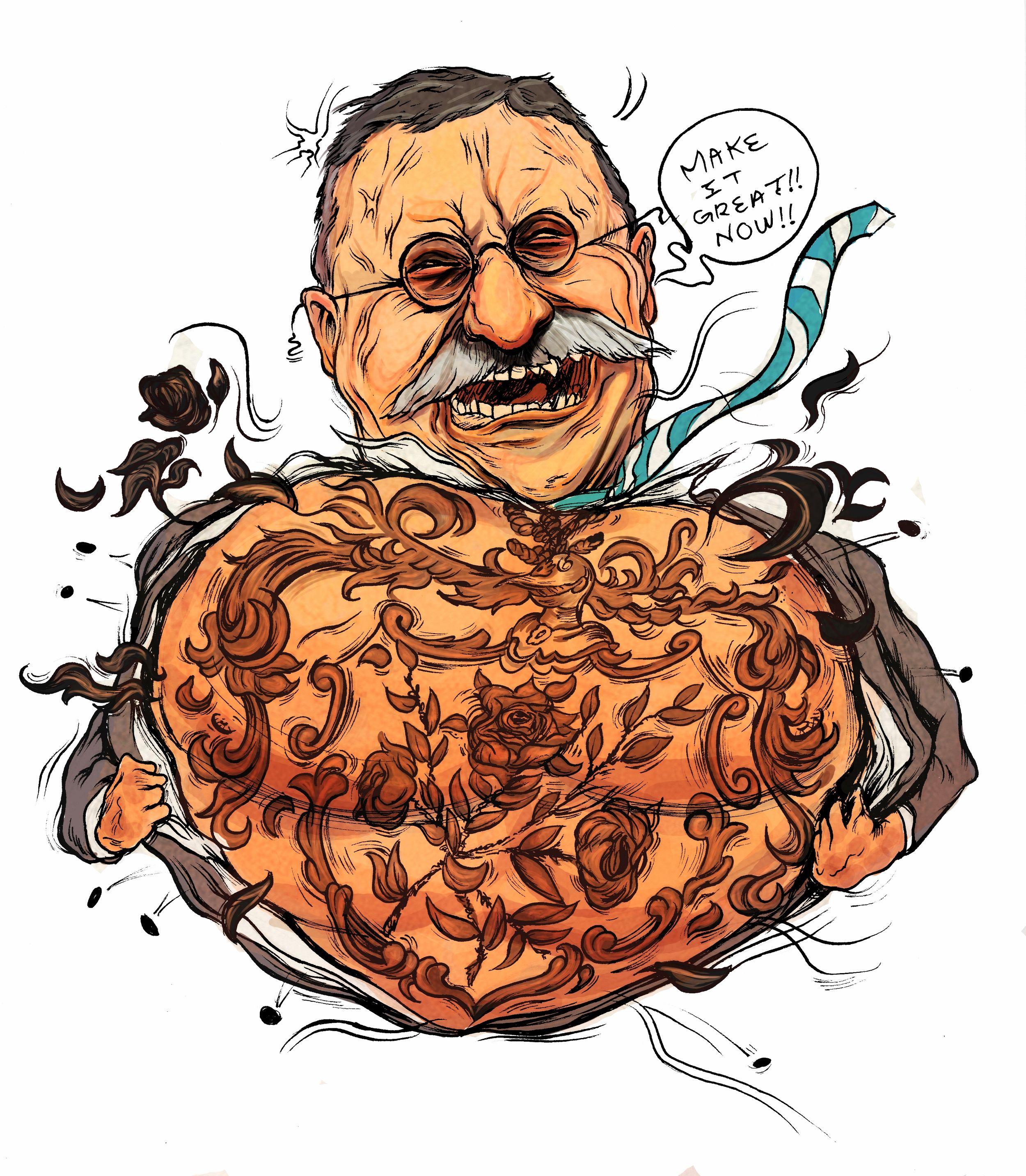 26 Theodore Roosevelt