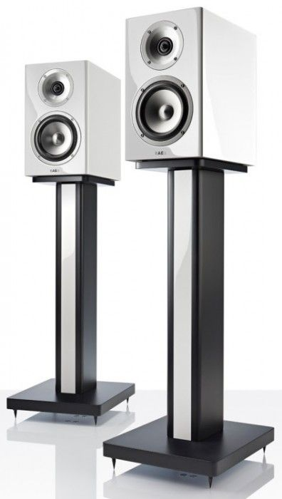 Acoustic Energy Reference 1 And Stands White