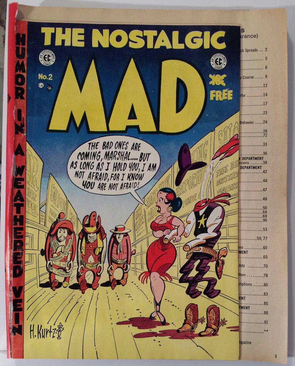Pin On MAD Magazine Front,back And In Between