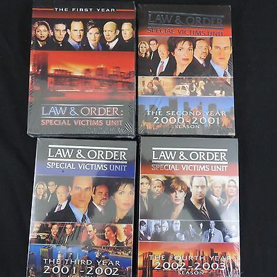 Law Amp Order Svu Special Victims Unit Dvd Complete Set Seasons 1 14 Brand New Special Victims Unit Law And Order Special Victims Unit The Unit