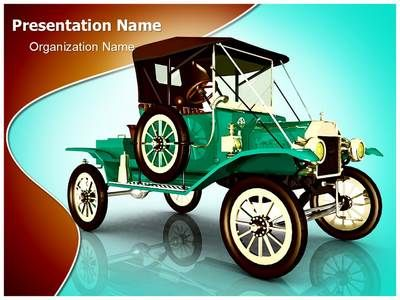 Antique car powerpoint template is one of the best powerpoint antique car powerpoint template is one of the best powerpoint templates by editabletemplates toneelgroepblik Choice Image