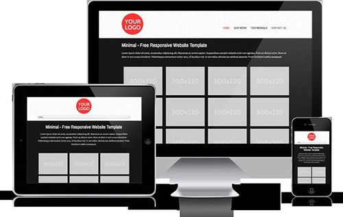 35 Free And Responsive Website Templates Website Template Responsive Website Template Web Design Tools