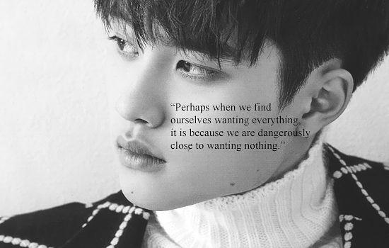exo kyungsoo quotes exo do kyungsoo done quotes