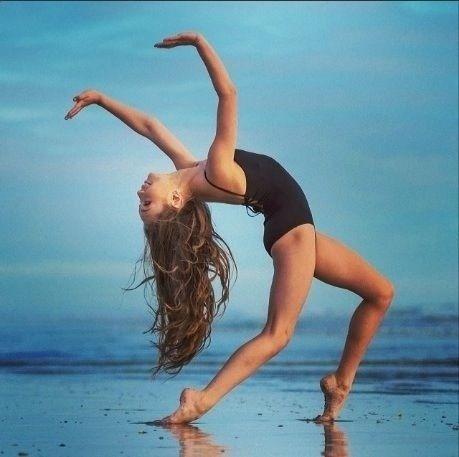 Nia Dance On The Beach In Ca