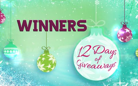 List of winners on ellen 10th day of xmas giveaway