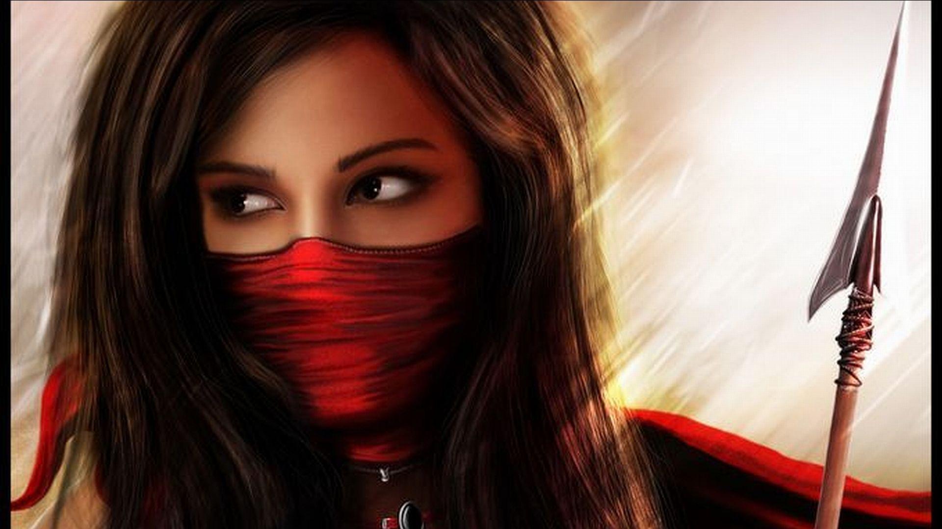 Women Warrior Full HD Wallpaper and Background | 1920x1080 | ID:506346