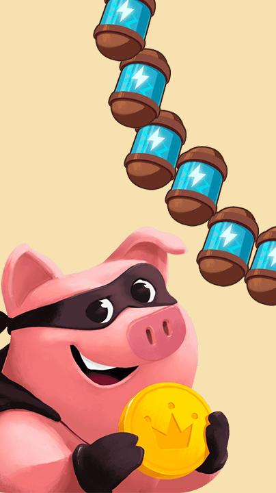Pig Master Free Spins