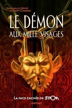 Le démon aux mille visage ,la face cachée du STROM ,un livre d'Emmanuelle et Benoît de Saint-Chamas