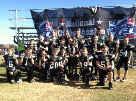 Tri City Chargers Cadet Team Wins National Title Travel Team
