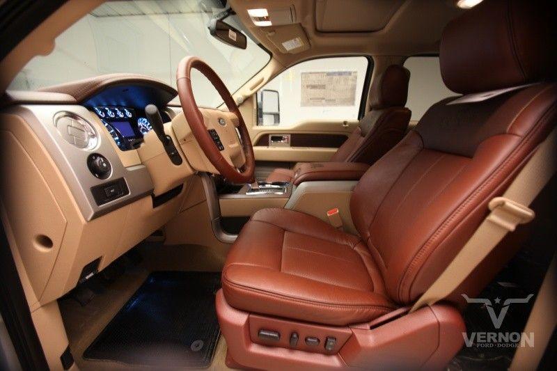 2013 Ford F 150 King Ranch Crew Cab 4x4 Vernon Texas Vernon Auto Group