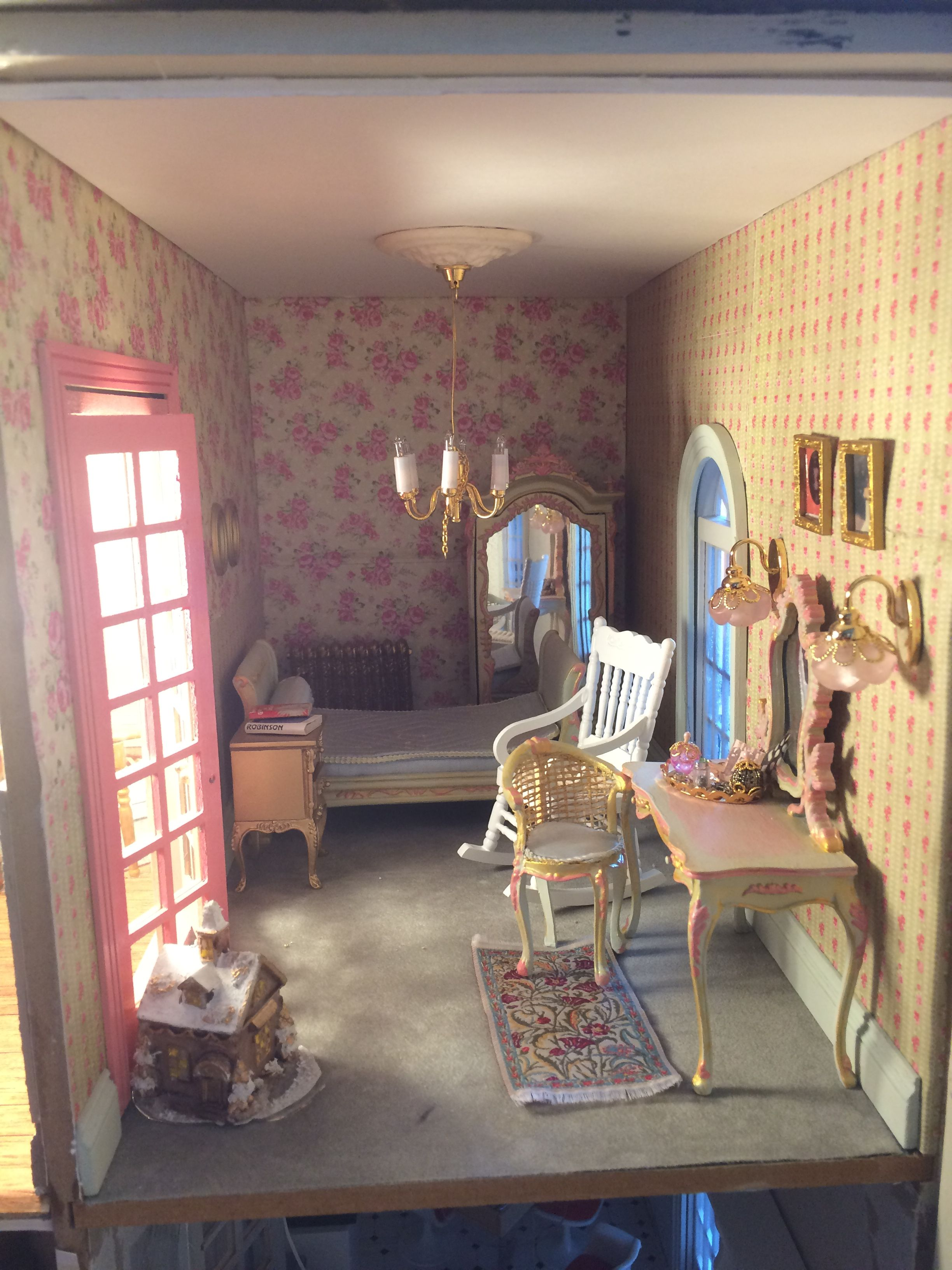 Pin By Christy Whitaker On Dollhouse Miniatures - Pinterest -