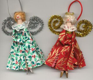 Lady Jane S Journal Dolly Peg Angels For The Kids Group Angels