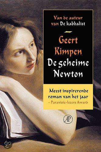 De geheime Newton ~ Geert Kimpen .