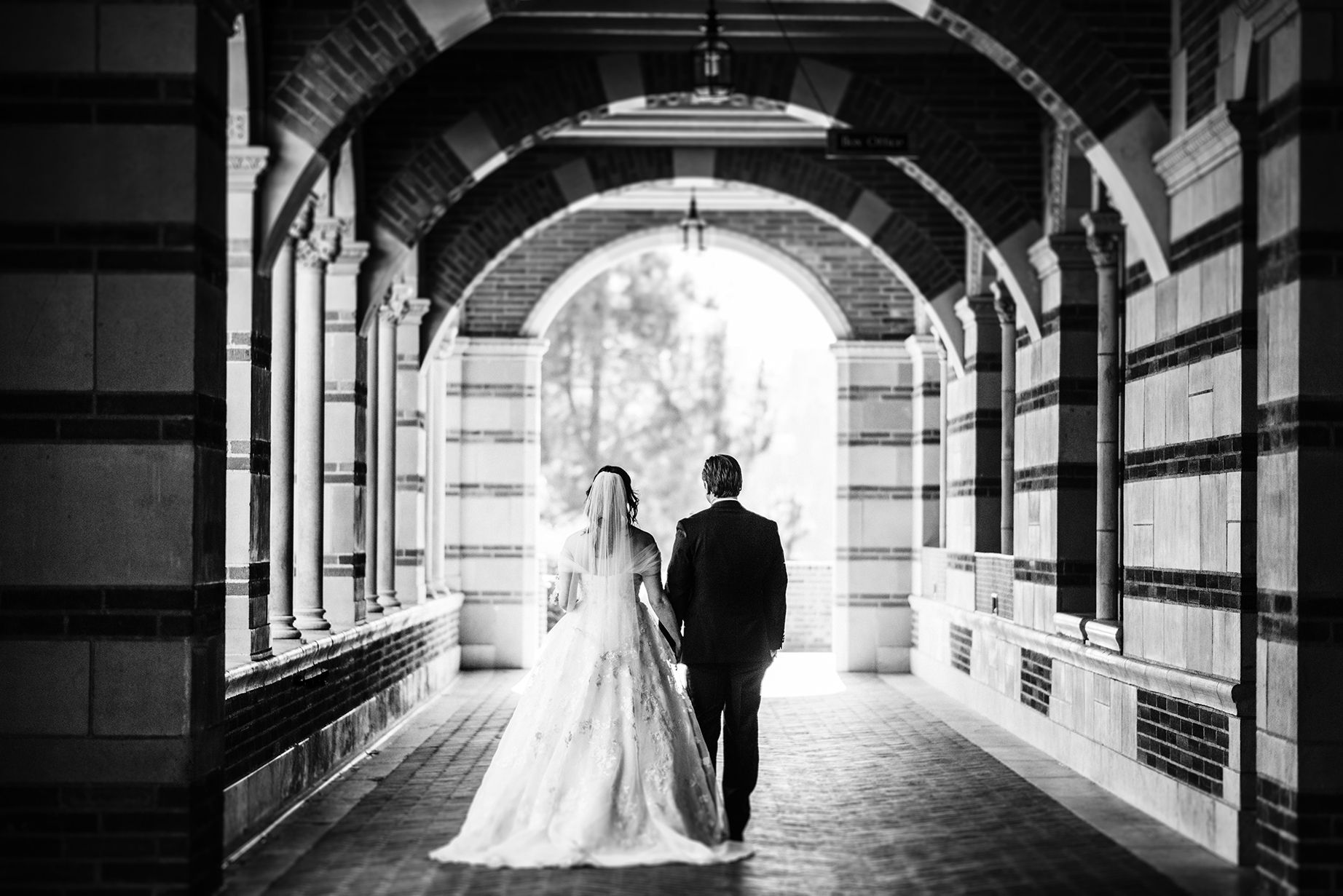A Los Angeles Wedding at UCLA