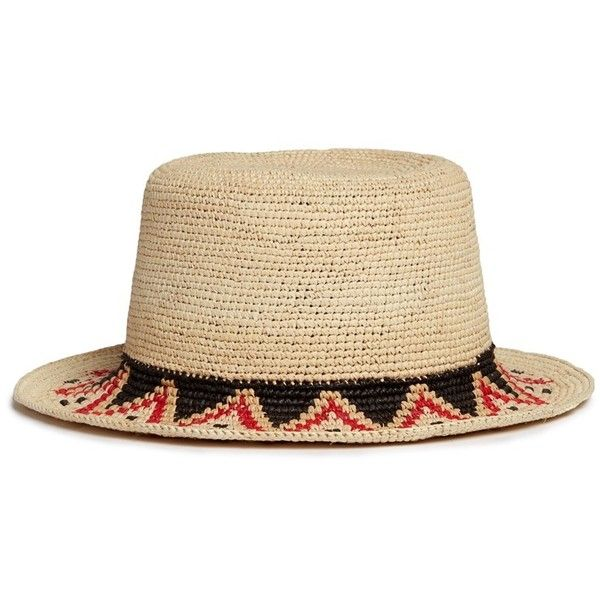 Woven Toquilla Straw Cap Sensi Studio Clearance Footaction Buy Cheap Collections Outlet Online With Paypal Cheap Sale Pre Order B6YmQeN