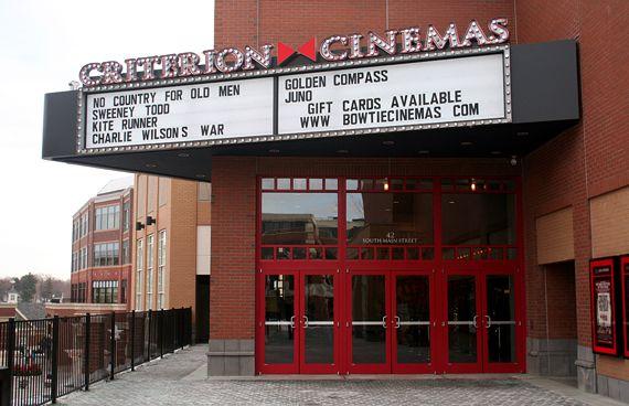 Bowtie Richmond Va >> Criterion Cinemas At Blue Back Square Bow Tie Cinemas Work