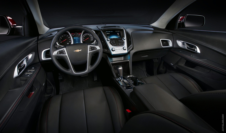 Podtyanutyj 2016 Chevrolet Equinox Chevrolet Equinox 2017
